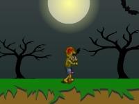 Флеш игра Борись с зомби математикой!