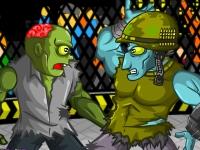 Флеш игра Бойцовский клуб зомби