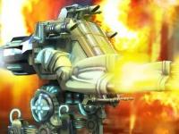 Флеш игра Бронированный истребитель: Новая война