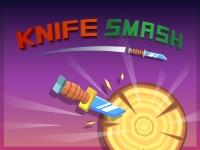 Флеш игра Брось нож