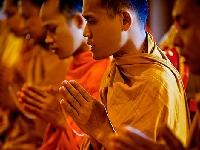 Флеш игра Буддийские монахи: Пазл