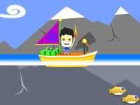 Флеш игра Бум-бум! Рыбалка