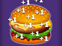 Флеш игра Бургер кликер