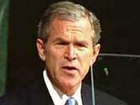 Флеш игра Буш - Терминатор