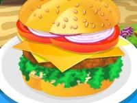 Флеш игра Бутерброд