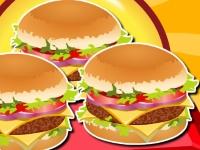 Флеш игра Бутерброды с собой