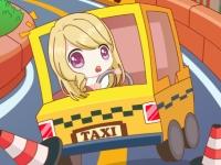 Флеш игра Быстрое такси