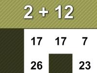 Флеш игра Быстрые числа