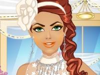 Флеш игра Быстрый макияж для невесты