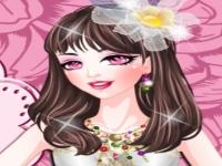 Флеш игра Быть красивой невестой