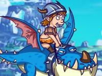 Флеш игра Царство дракона