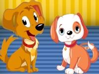 Флеш игра Центр обслуживания собак