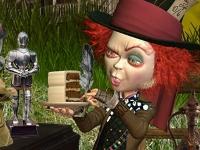 Флеш игра Чаепитие Безумного Шляпника