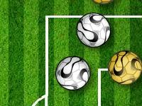 Флеш игра Чапаев на футбольном поле
