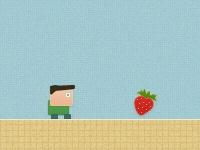 Флеш игра Чарли любит клубнику