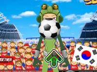 Флеш игра Чеканка футбольного мяча