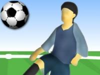 Флеш игра Чеканка мяча 2