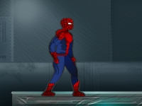 Флеш игра Человек паук: Атака Зодиака