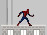 Флеш игра Человек паук: Экстремальное приключение