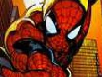 Флеш игра Человек паук марионетка