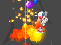 Флеш игра Человек-ракета