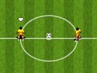 Флеш игра Чемпионат Европы по футболу 2012 года