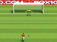 Флеш игра Чемпионат Европы по футболу 2012