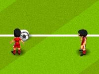 Флеш игра Чемпионат Европы по футболу