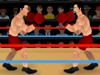 Флеш игра Чемпионат мира по боксу