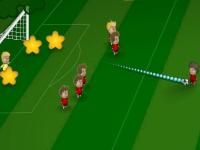 Флеш игра Чемпионат мира по футболу 2014