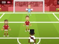 Флеш игра Чемпионат мира по футболу 2018