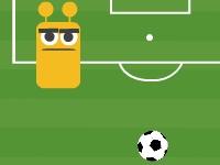 Флеш игра Чемпионат мира по футболу среди монстров