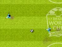 Флеш игра Чемпионат мира по футболу в Бразилии