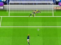 Флеш игра Чемпионат мира по пенальти 2012