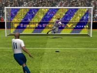 Флеш игра Чемпионат мира по пенальти 3D