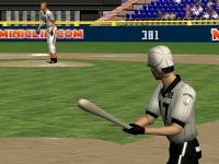 Флеш игра Чемпионат по бейсболу