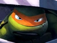Флеш игра Черепашки-ниндзя: Кража со взломом