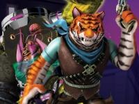 Флеш игра Черепашки ниндзя: Кто ты из мутантов?