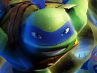 Флеш игра Черепашки ниндзя: Тактика ниндзя 3D
