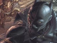 Флеш игра Черная Пантера: Поиск отличий