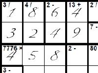 Флеш игра Чернильная головоломка: Часть 1