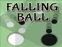 Флеш игра Черное и белое: Падающие шары