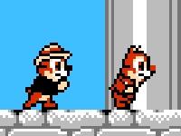Флеш игра Чип и Дейл: рейнджеры  - спасатели