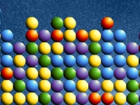 Флеш игра Чистка шариков