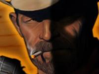 Флеш игра Чумовая ковбойская перестрелка