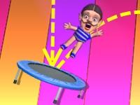 Флеш игра Цирковые акробаты