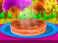 Флеш игра Цитрусовый торт