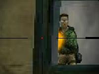 Флеш игра Counter Strike: Захват заложников