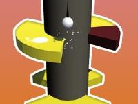 Флеш игра Цветная спираль