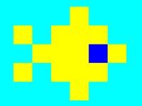 Флеш игра Цветные пиксели 2